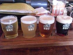 FREE beer sampler
