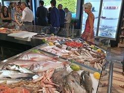 Il banco del pesce