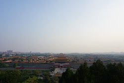 vista do Parque Jingshan