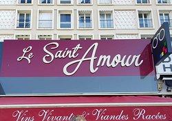 Le Saint Amour
