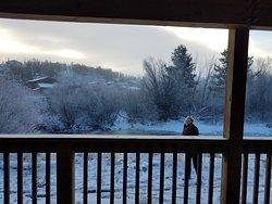 Winter Wonderland in your backyard