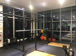 Gym: The best hotel gym ever