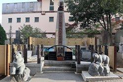 シベリア慰霊碑
