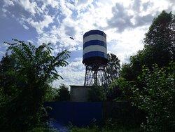 Shukhovskaya Water Tower