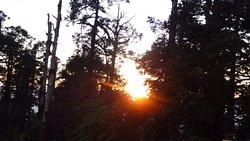 Sunrise from Maharedada, Nangi trekking in Nepal, Nangi trek with guide, Mahare dada trekking , Mahare dada,  Nagi Narchange trekking in Nepal, Annapurna trekking in Nepal ,  trek with guide Tulasi Ram Paudel
