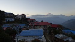 Dhaulagiri mountain in Nepal,  Ghorepani poonhill trekking in Nepal with guide Tulasi Ram Paudel, Poonhill trekking, Ghandruk ghorepani trekking in Nepal, best guide from Nepal, trek guide from Pokhara,
