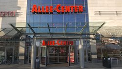 Allee Center Magdeburg