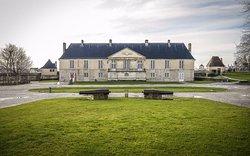 Caen – Wohnung des Gouverneurs, die das Museum der Normandie birgt, innerhalb des Chateau. (Foto: Reisepuzzle Reiseblog)