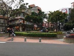 te zien vanuit Old street