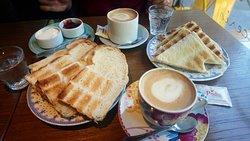 Desayuno de El Podio