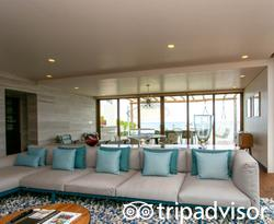 The Presidential Suite at the Presidente Inter-Continental Cozumel Resort & Spa