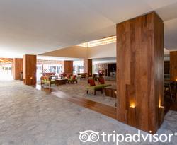 Lobby at the Presidente Inter-Continental Cozumel Resort & Spa