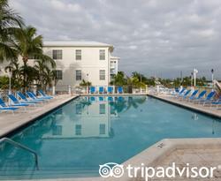Club House Pool at the Pools at the Mariner's Club Resort Villas & Marina