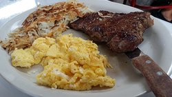 Amazing Steak and Eggs - Jailhouse Cafe San Clemente
