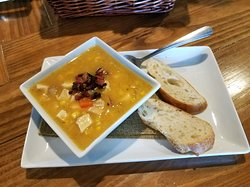 Weekly soups made from scratch