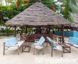 Pool Bar at the La Madrugada Beach Resort