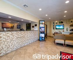 Lobby at the Red Lion Inn & Suites Tucson North Foothills