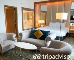 The Premium Suite at the Holiday Villa Johor Bahru City Centre