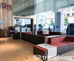 Lobby at the Holiday Villa Johor Bahru City Centre