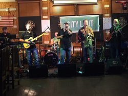 Live Band every Saturday Night
