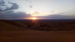 Sunrise in Merzouga