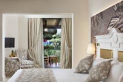Garden Deluxe Room | Bedroom
