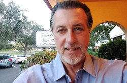 ROSARIO CASSATA AT FAIELLA'S WINE BAR AND RESTAURANT IN HOBE SOUND FLORIDA
