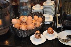 #6: Breakfast(Boiled egg)