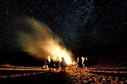 31Dec. New year event in Jaisalmer Sam Sand Dunes Desert. Let's celebrate New year Eve' at Hakuna Matata Fest.