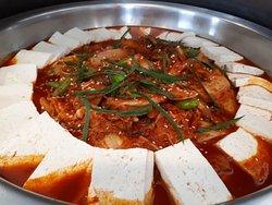 Tofu Kimchi (Buffet)