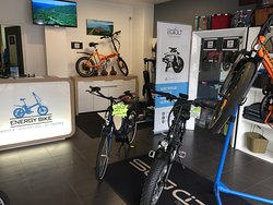 Hire your Energy bike with our professionnal team
