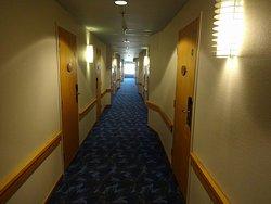 6th-floor hallway