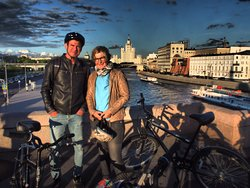 Moscow Bike Tours
