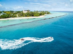Experience an adrenaline-filled ride through crystal waters of Indian Ocean