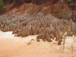 Tsingy rossi (al nord)