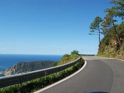 Strada Panoramica di Porto S. Stefano