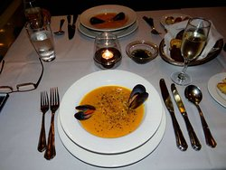 Bouillbaisse Soup