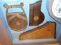 Musikinstrument.