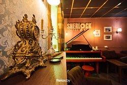 #sherlockcoffeehall