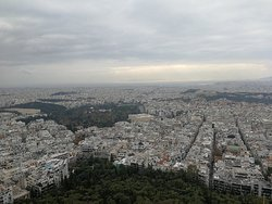 Important attraction of Athens