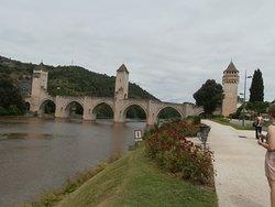 Vue du pont Valentré