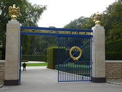 Gate Entrance to the Memorial