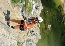 Cabo Adventures, Ropes Course. Amazing experience!