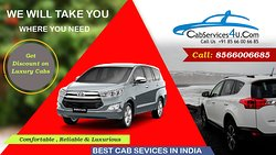 best cab services in india