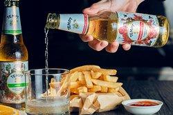 花园酒吧精酿啤酒