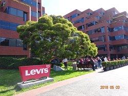 Levi's Plaza Park