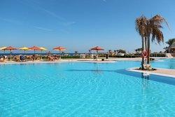 Hurghada MERCURE - bazén