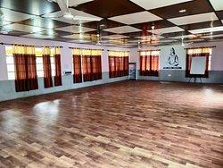 yoga hall/ conference hall