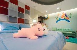 New Theme Room - Unicorn