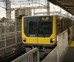 Saitama New Urban Transit (New Shuttle)